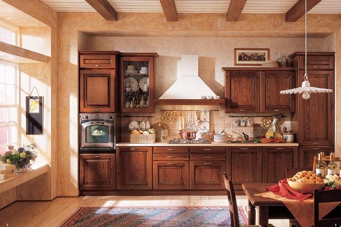 Cucine classiche e moderne for Cucine classiche